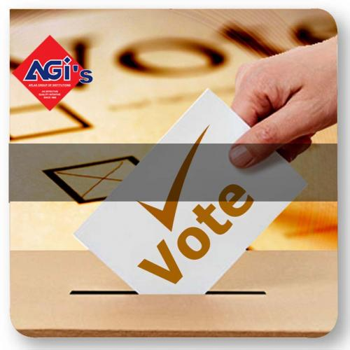 Students Elections & oath taking ceremony